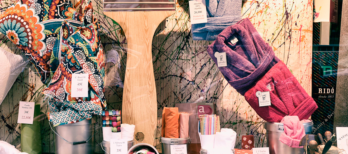 La tienda zafra - Telas tapiceria madrid ...